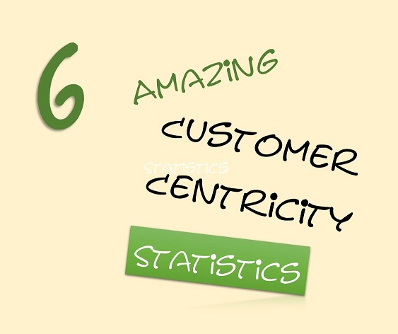 Infographic: Six Mind Blowing Customer Centricity Statistics