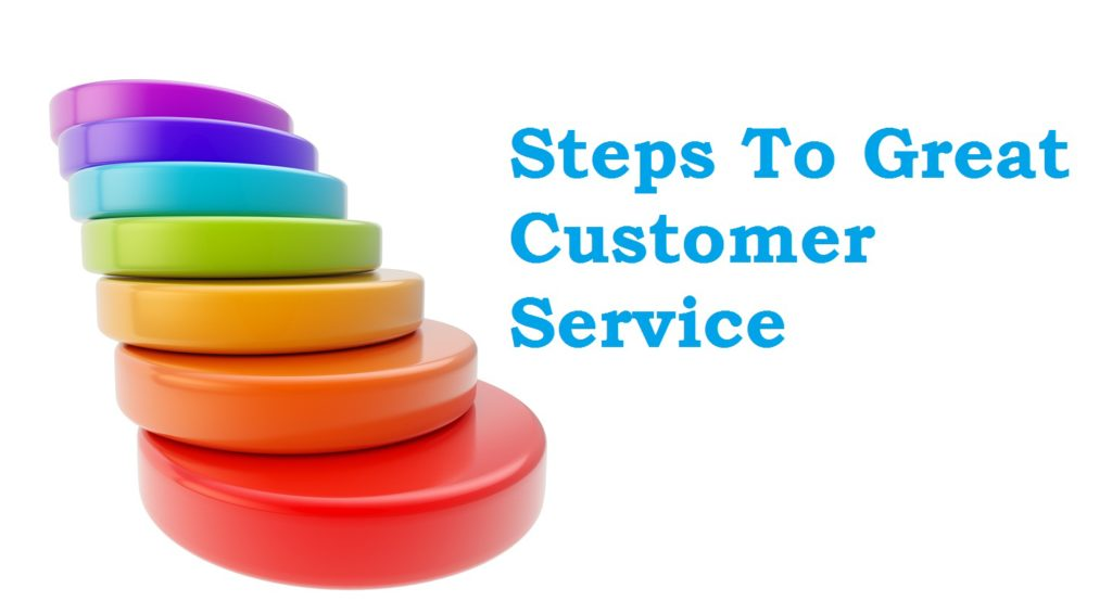 Steps To Great Customer Service