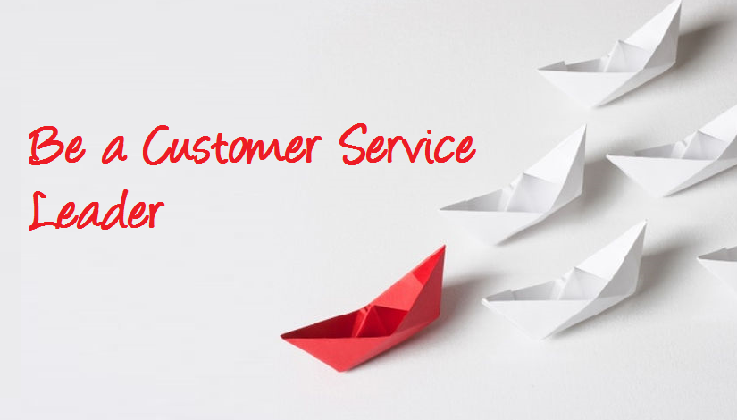 When it Comes to Customer Service, Be a Leader – Shep Hyken
