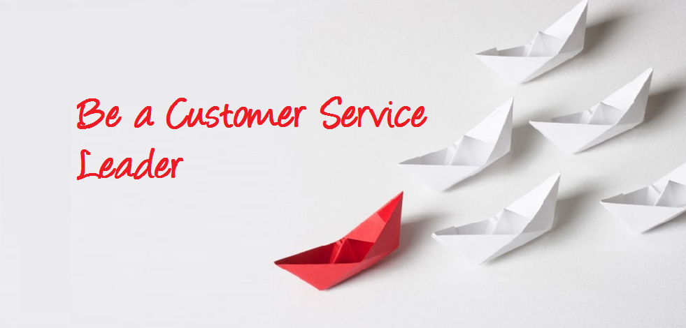 When it Comes to Customer Service, Be a Leader - Shep Hyken -