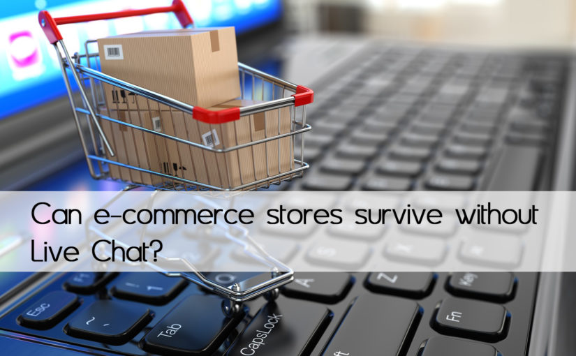 Can E-Commerce Stores Survive Without Live Chat?