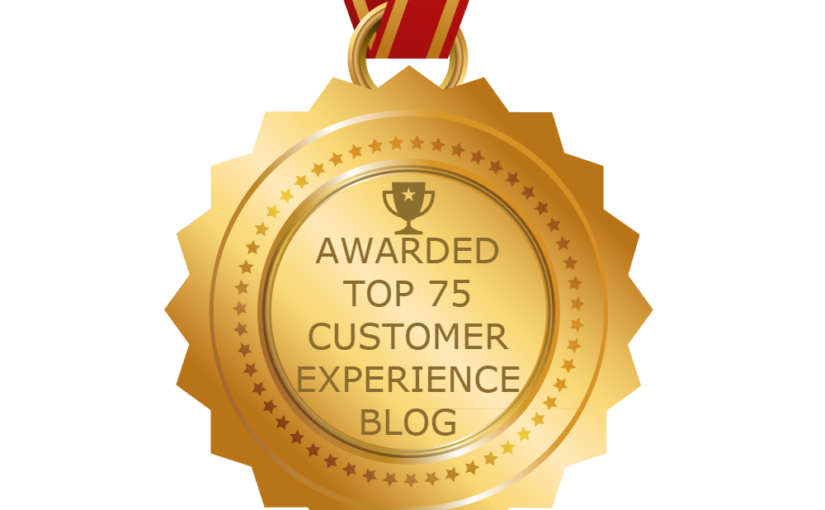 CXService360 Voted Top Customer Experience Blog!!