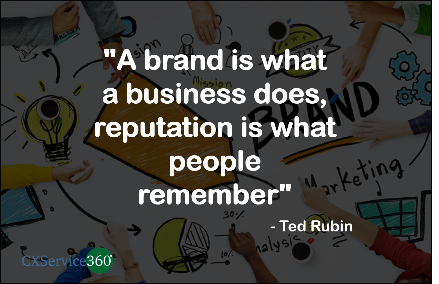 Ensure A Positive Brand Reputation