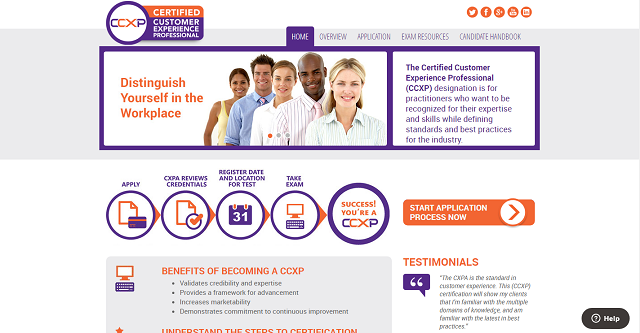Websites For Customer Service Professionals